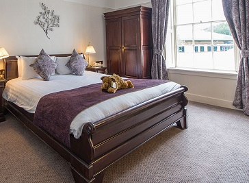 Hadley Park House Hotel in Telford