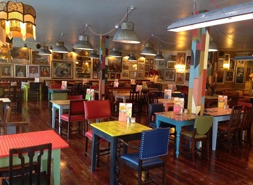 Novello Lounge Restaurant Telford