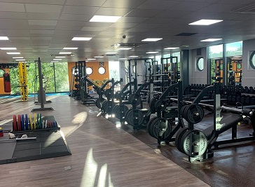 Pace Health Club in Telford