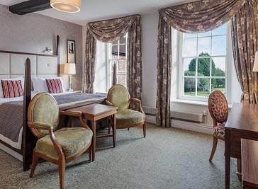 Telford Hotel & Golf Resort in Telford