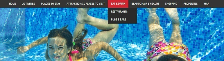 Drop Down menus Advertise with us What's on in Telford