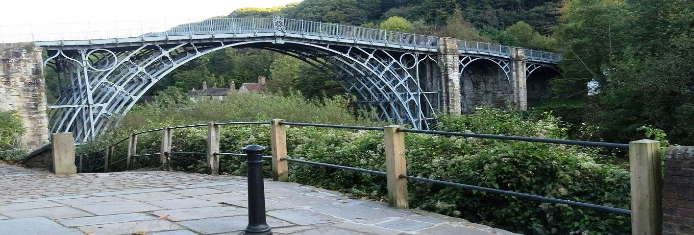 Shutterstock Ironbridge Gorge Shropshire